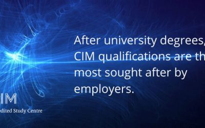 Why is it worth gaining a CIM qualification?