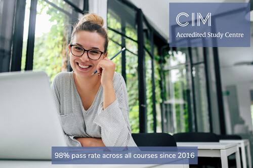 CIM Courses (Image via Canva)